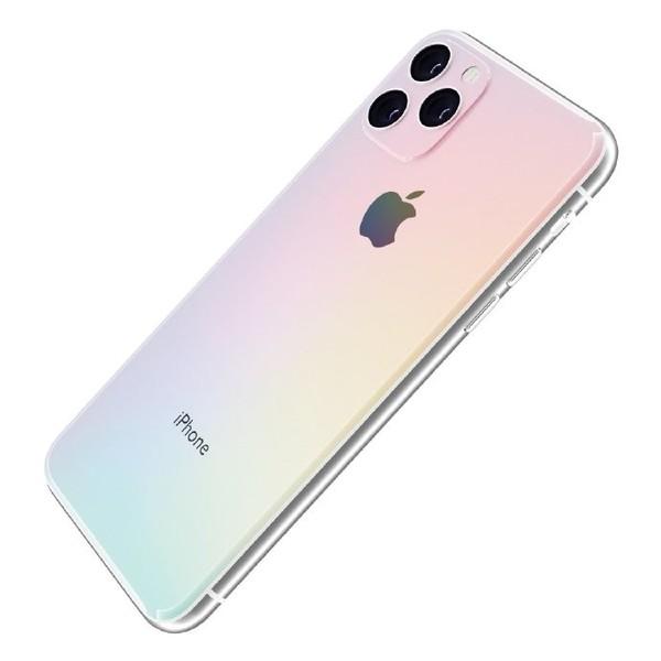 iPhone 11渐变配色曝光 似曾相识的设计你能接受吗?