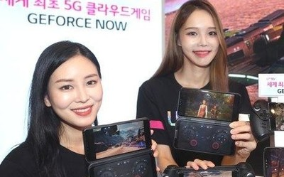 LG U+与NVIDIA合作 在韩国率先推出5G云游戏服务