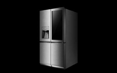 LG推出新款智能冰箱 能够花式制冰/售价约31500元