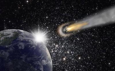 外媒:两颗陨石刚刚和地球擦肩而过 最大宽度达170米