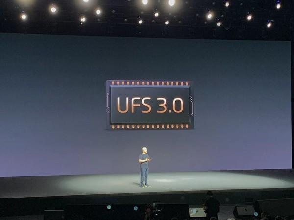 魅族16s Pro全系标配UFS 3.0存储
