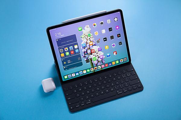 搭載iPadOS的iPad Pro