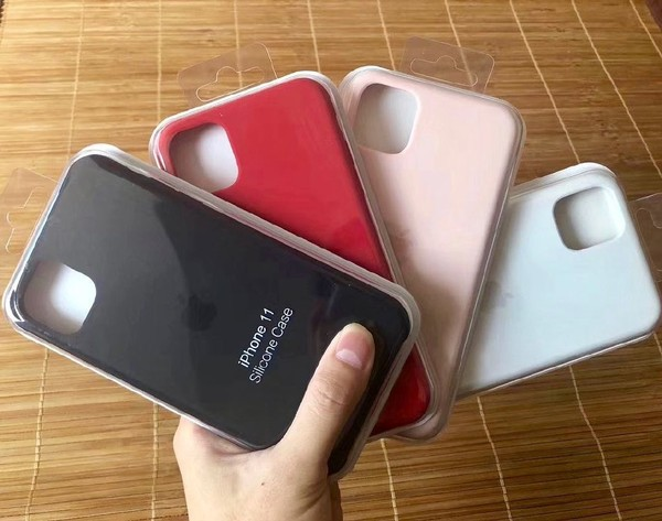 iPhone 11官方保护壳曝光 机型命名和外观设计就这样