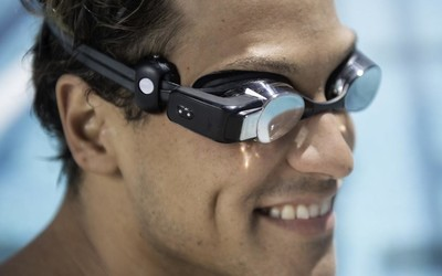 Form将推出可检测心率的游泳眼镜 数据显示在镜片上