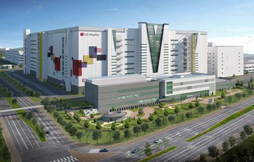 LG Display将使用韩国高纯度氟化氢产品取代日本货