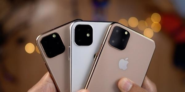 iPhone 11 Pro/iPhone 11 Pro Max将搭载后置三摄