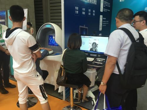 <b>康加科技亮相中国特许加盟展上海站</b>