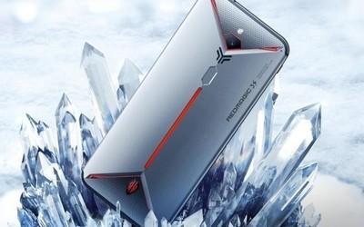 电竞游戏旗舰红魔3S发布 风冷×液冷双散热2999元起