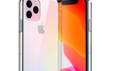 配件厂爆新料 iPhone 11 Pro大概率拥有渐变配色设计