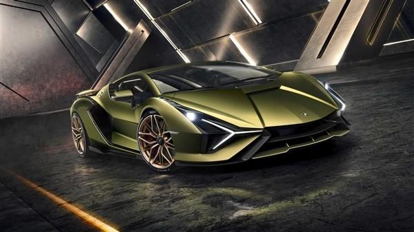 <b>兰博基尼发布首款混动超跑Sian 2.8秒破百/售2584万元</b>