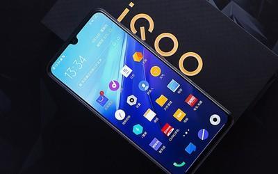 抢先领略5G网络的极速畅爽!买旗舰就选iQOO Pro 5G