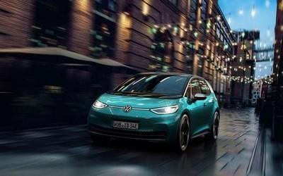 大众ID.3电动汽车发布 售价23.4万元/全球限量3万台
