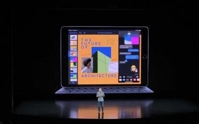 第七代iPad发布 10.2英寸屏/内置A10芯片入门新选择