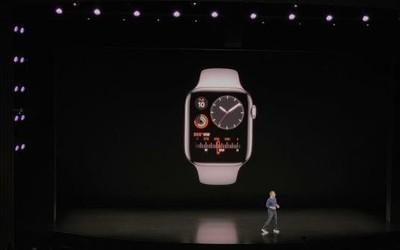 Apple Watch Series 5亮相 配备永亮显示屏/续航更持久