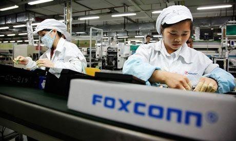 苹果承认郑州富士康违反中国劳动法 调查员竟卧底4年