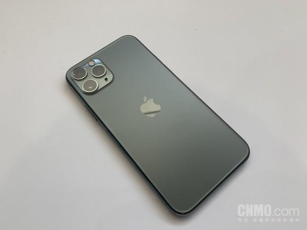 iPhone 11 Pro暗夜绿色