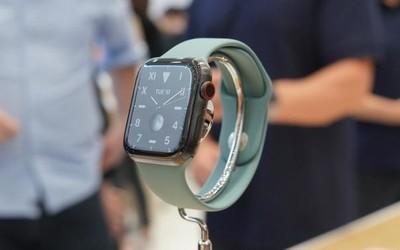 将屏幕和机身材质玩出花 还得看Apple Watch Series 5