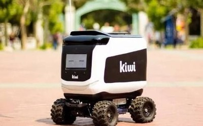 AI送餐車Wikibot被曝是遙控車 一人遙控三輛時薪2美元