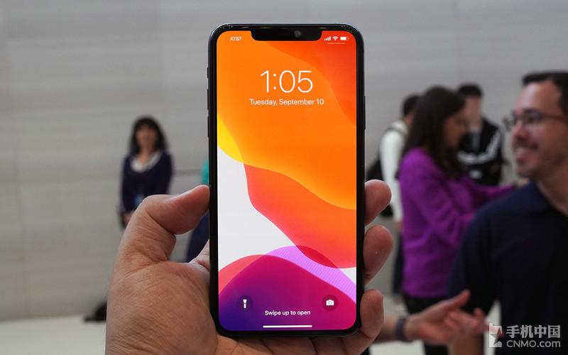 iPhone 11 Pro系列现场图赏 后置三摄魅力不凡