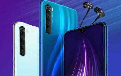红米Note 8正式开售 48MP四摄/999元起/购买送耳机
