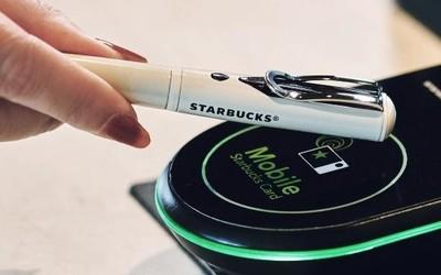 星巴克在日本推出内置NFC的钢笔 售价约260元人民币