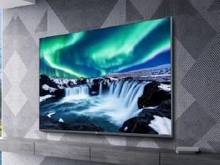 小米全面屏电视Pro渲染图放出 金属外观设计/边框超窄