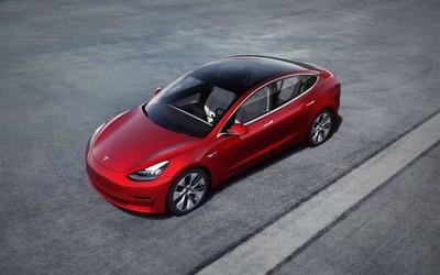 特斯拉中国Q3销量有望达6400辆 入门款Model 3成主力