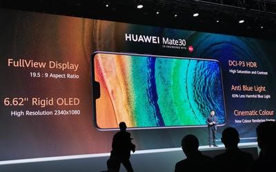 华为Mate 30/Mate 30 Pro屏幕对比 到底哪一款适合你