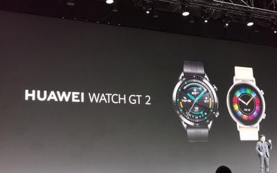 华为Watch GT 2正式发布 麒麟A1/两周续航/音乐播放