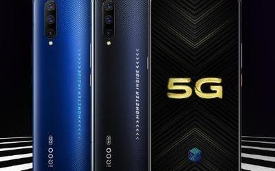 iQOO Pro 5G获销量销售额双冠军 最超值的5G手机