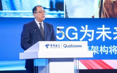 Qualcomm中国区董事长孟樸:5G赋能 共建未来