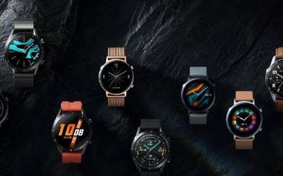 华为Watch GT2:支持15种运动模式 可佩戴的专业教练