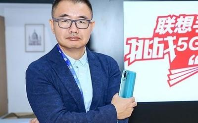 联想陈劲:拯救者游戏手机将至 誓夺细分市场NO.1