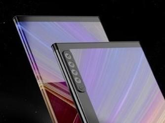 小米MIX Alpha渲染图曝光 屏占比超100%的秘密在这