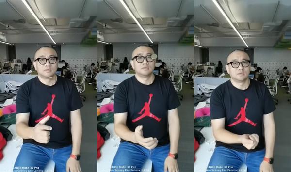 华为Mate 30 Pro超高速摄影视频截图