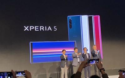 索尼Xperia 5发布 全新黑科技娱乐手机/搭载三摄系统
