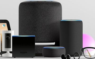 亚马逊智能硬件新品大汇总 Alexa加入自动删除功能