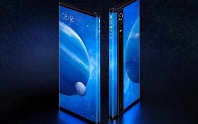 小米MIX Alpha专用手机壳来了 设计惊人/购买送钢化膜