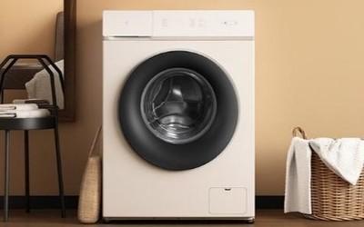 米家变频滚筒洗衣机1C 10kg新品开卖 节能静音1599元
