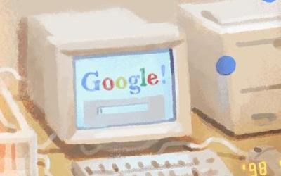从搜索引擎到庞然大物 Google通过涂鸦庆祝21岁生日