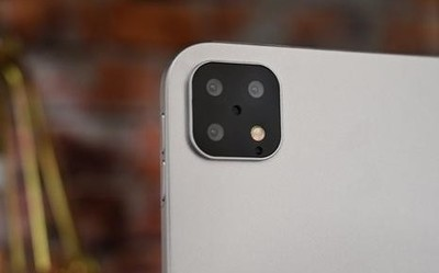 iPad Pro机模照片曝光 后置矩阵式三摄/10月底发布