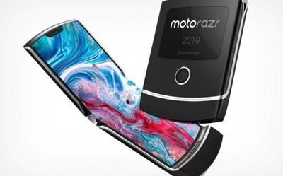 摩托罗拉RAZR或将于年底上市 折叠屏设计值得期待