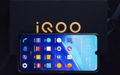 5G游戏王者就选iQOO Pro!全方位的顶级不会让你失望