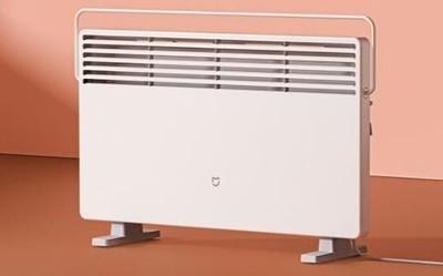 米家电暖器温控版正式开售 三挡调温恒温保持/299元