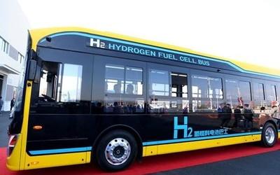吉林首辆氢燃料电池客车延吉下线 已经具备量产能力