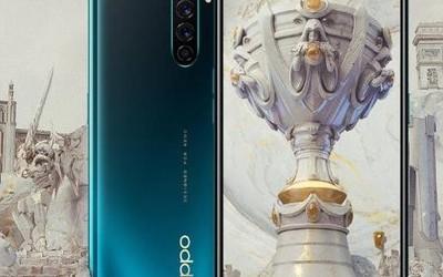 OPPO成为《英雄联盟》全球智能手机长期合作伙伴