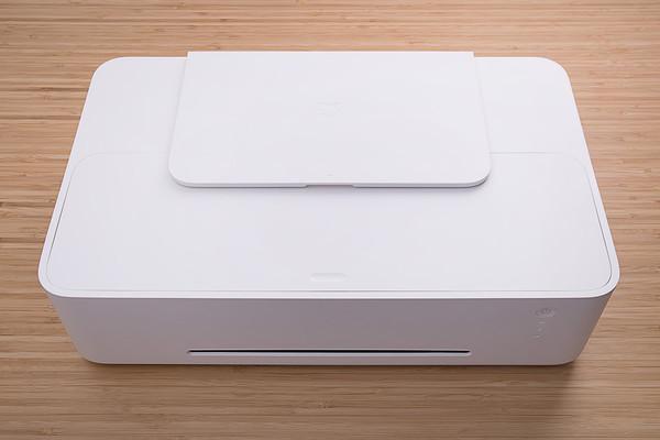小米米家喷墨打印机体验:打印文件一分钱一张 嘿嘿!