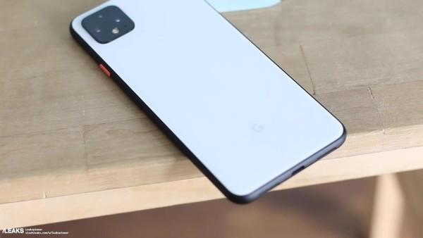 这下发布会不用开了!谷歌Pixel 4真机上手视频曝光