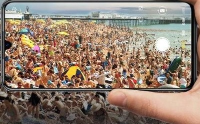 iQOO推出国庆数人摄影大赛 送3台iQOO Pro 5G手机