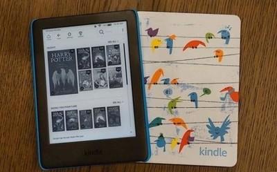 """亚马逊推""""儿童版""""Kindle Kids Edition 免费看书心动吗?"""